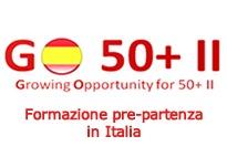 GO50+ II - Formazione pre-partenza in Italia