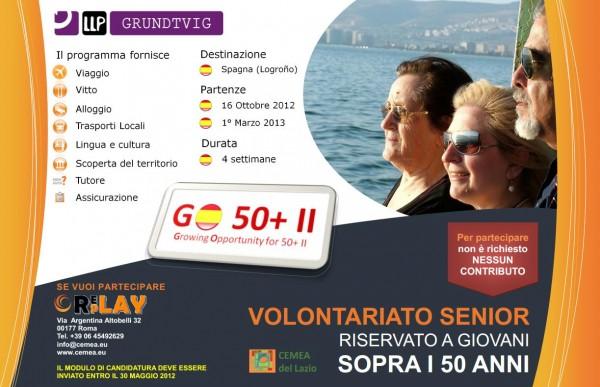 volontariato senior go 50+ II