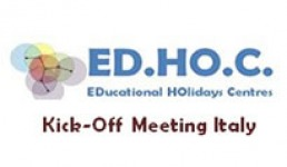 ED.HO.C. – KICK -OFF MEETING ITALY