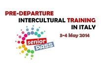 SENIOR PASS PRE-DEPARTURE INTERCULTURAL TRAINING IN ITALY