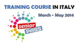 SENIOR PASS TRAINING COURSE IN ITALY