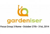 Focus Group Gardeniser a Roma